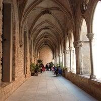 Foto tomada en Convent de Sant Agustí por Guiomar G. el 11/29/2012