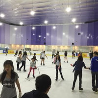 Photo taken at Kallang Ice World by Sergeo on 5/14/2016