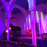 Photo taken at Palais Ennejma Ezzahra (Dar El-Baron d'Erlanger) by Badi C. on 10/20/2016