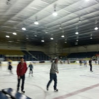 Photo taken at Fife Ice Arena by Alex K. on 1/25/2014