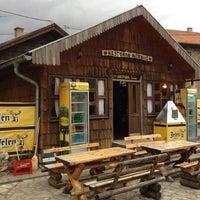 Photo taken at Restauran Mitrovic by Peter v. on 10/27/2012