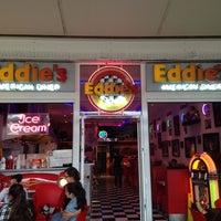 Photo taken at Eddie's Diner by David B. on 8/8/2014