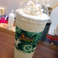 Photo taken at Café Amazon by 🍹🍷Ii_anchalee_iI🍷🍹 on 10/26/2014