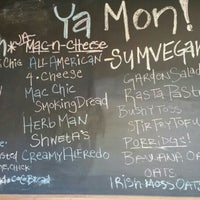 Photo taken at YaMon Jamaican jerk hut by Mike P. on 6/26/2015