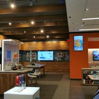Photo taken at AT&T by Mike P. on 10/13/2014