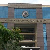 Photo taken at Ateneo de Davao University by Maria Criselda D. on 4/21/2013