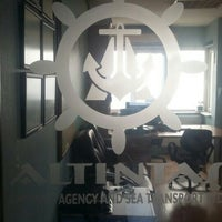Photo taken at ALTINTAŞ Shipping Agency & Sea Transport LTD. by Cpt.Murat A. on 12/28/2015
