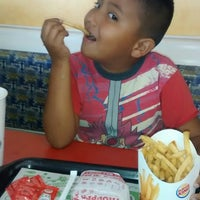 Photo taken at Burger King by 'Mar A. on 3/8/2015