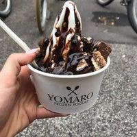 Photo taken at YOMARO Frozen Yogurt by Silke M. on 7/11/2017