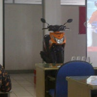 Photo taken at PT Astra International Tbk. - HONDA (HSO Yogyakarta) by Bintang R. on 11/2/2012
