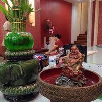 Photo taken at Phu Massage Spa by Dmitry B. on 1/11/2015