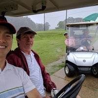 Photo taken at College Park Golf Course by Daniel B. on 6/24/2017