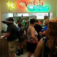 Foto scattata a Noodle Cafe da Daniel B. il 8/31/2014