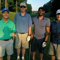 Photo taken at Cobblestone Golf Course by Daniel B. on 5/30/2016