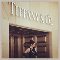 Photo taken at Tiffany & Co. by Ticia A. on 2/25/2013