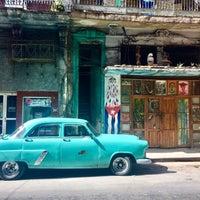 Photo taken at Centro Habana by Deniz K. on 5/29/2017