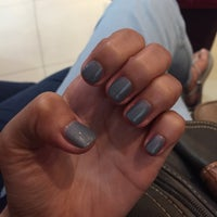 Photo taken at Luxurious Nails by Roxanne D. on 5/14/2017