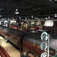 Photo taken at Railroad Museum of Pennsylvania by Ray E. on 8/16/2015