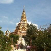 Photo taken at Wat Phra That Pha Son Kaew by Aey p. on 11/11/2012