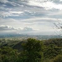 Photo taken at Temescal Canyon by Matt L. on 12/23/2012