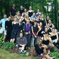 Photo taken at Jacob's Pillow Dance Festival by John F. on 8/6/2014