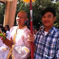 Photo taken at ลำปลายมาศ by อุดม ส. on 11/9/2014
