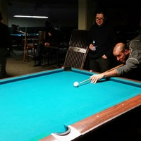 Photo taken at Chris's Billiards by Art M. on 2/1/2015