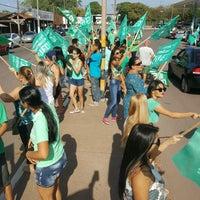 Photo taken at Posto Rafael Oliveira by Clebson S. on 9/24/2016