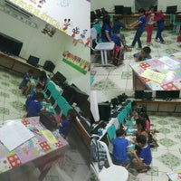 Photo taken at Escola Estadual Francisco Walcyr. by Clebson S. on 3/14/2017