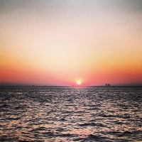 Photo taken at Sea of Marmara by Ersoy B. on 7/28/2013