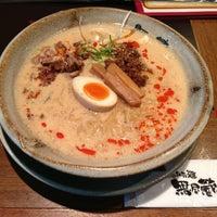 Photo taken at 越後秘蔵麺 無尽蔵 しながわ家 by Makoto on 1/27/2013
