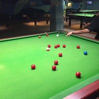 Photo taken at Golden Break Snooker & Pool Club by Akmal T. on 9/13/2015