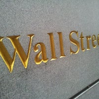 Photo taken at Wall Street by Rogério C. on 2/12/2013