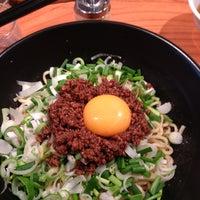 Photo taken at 麻布麺房 どらいち by Akira O. on 7/26/2013