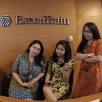 Photo taken at ExecuTrain of Jakarta by Neli R. on 3/17/2016