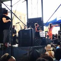 Photo taken at Oakland Art & Soul by James W. on 8/3/2015