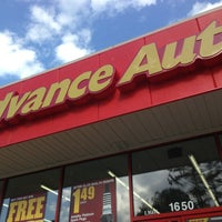 Photo taken at Advance Auto Parts by Mike U. on 5/12/2013