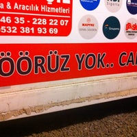 Photo taken at Ali Baba kokoreç by Baran T. on 8/29/2014