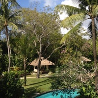 Photo taken at The Laguna, a Luxury Collection Resort & Spa, Nusa Dua, Bali by David Y. on 7/5/2012