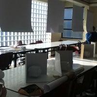 Photo taken at Sala 301 by Terremotita on 7/6/2012
