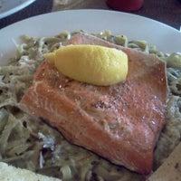 Photo taken at Cimona Cafe by Carmen L. on 4/22/2012