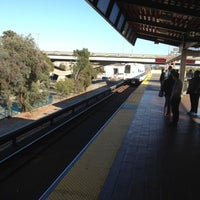 Photo taken at Coliseum BART Station by Crystal on 8/24/2012