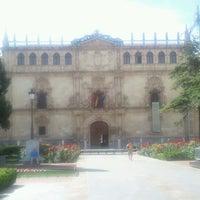 Foto tomada en Universidad de Alcalá por Antonio R. el 6/6/2012