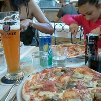 Photo taken at Pizza In Piazzetta by kanapu on 3/31/2012
