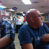 Photo taken at Jersey Mike's Subs by David A. on 3/28/2012