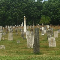 Photo taken at Cutchogue Cemetery by Sharron P. on 7/11/2012