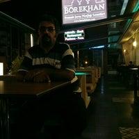 Photo taken at Börek han osmanlı saray mutfağı ezzeti by Ahmet Ü. on 9/2/2015