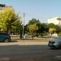 Photo taken at Karacaoğlan Caddesi by Ahmet Ü. on 9/17/2017