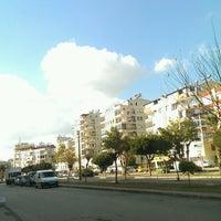 Photo taken at Karacaoğlan Caddesi by Ahmet Ü. on 12/31/2016