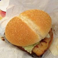 Photo taken at Burger King 漢堡王 by Pimsiri T. on 2/3/2013